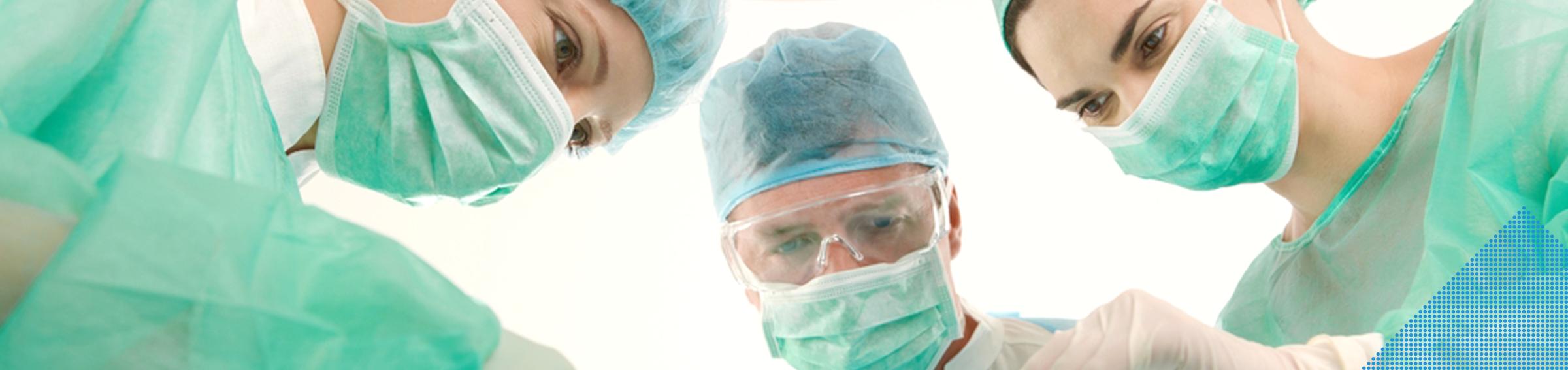Healthcare - Medical fader